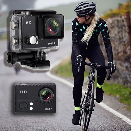 f99d63409 ZoPro 1080p HD Action Camera (170 Degree Wide Angle
